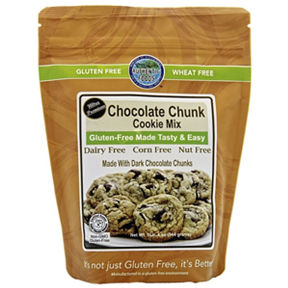 Gluten Free Chocolate Chunk Cookie Mix