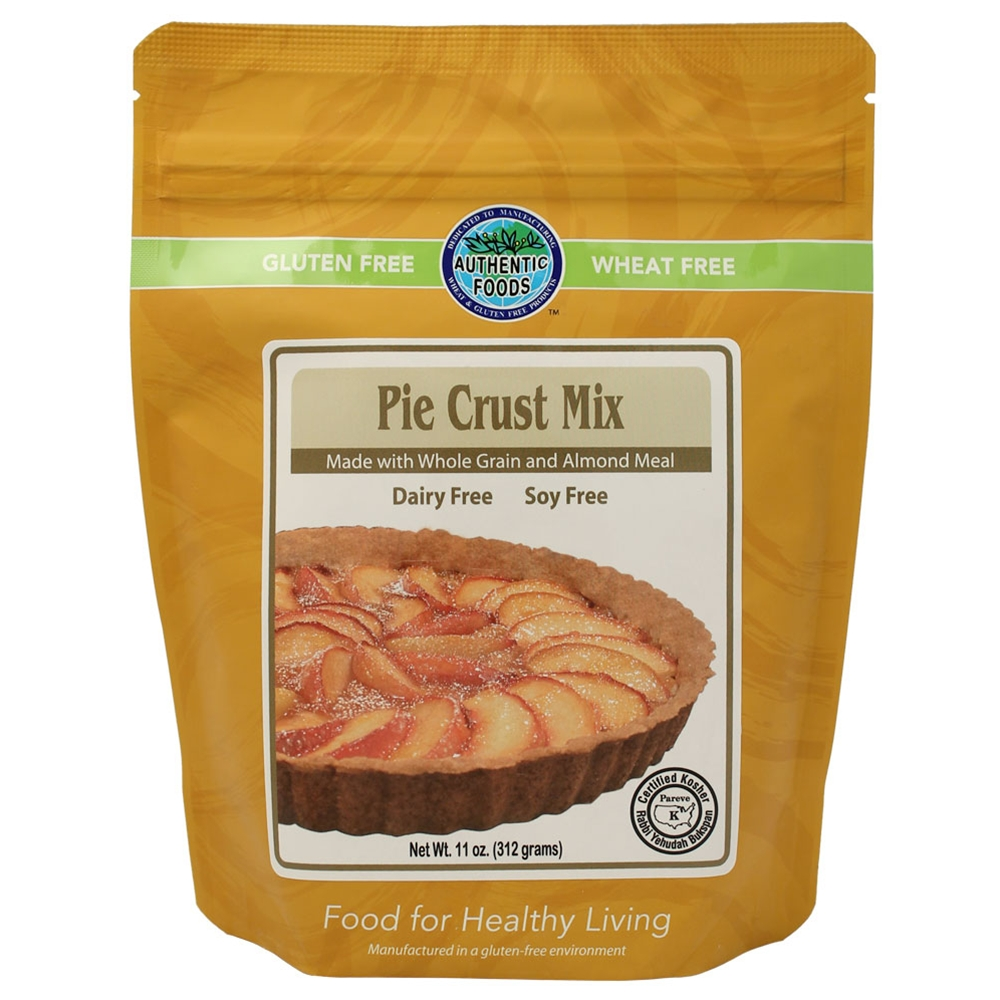Gluten Free Pie Crust Mix