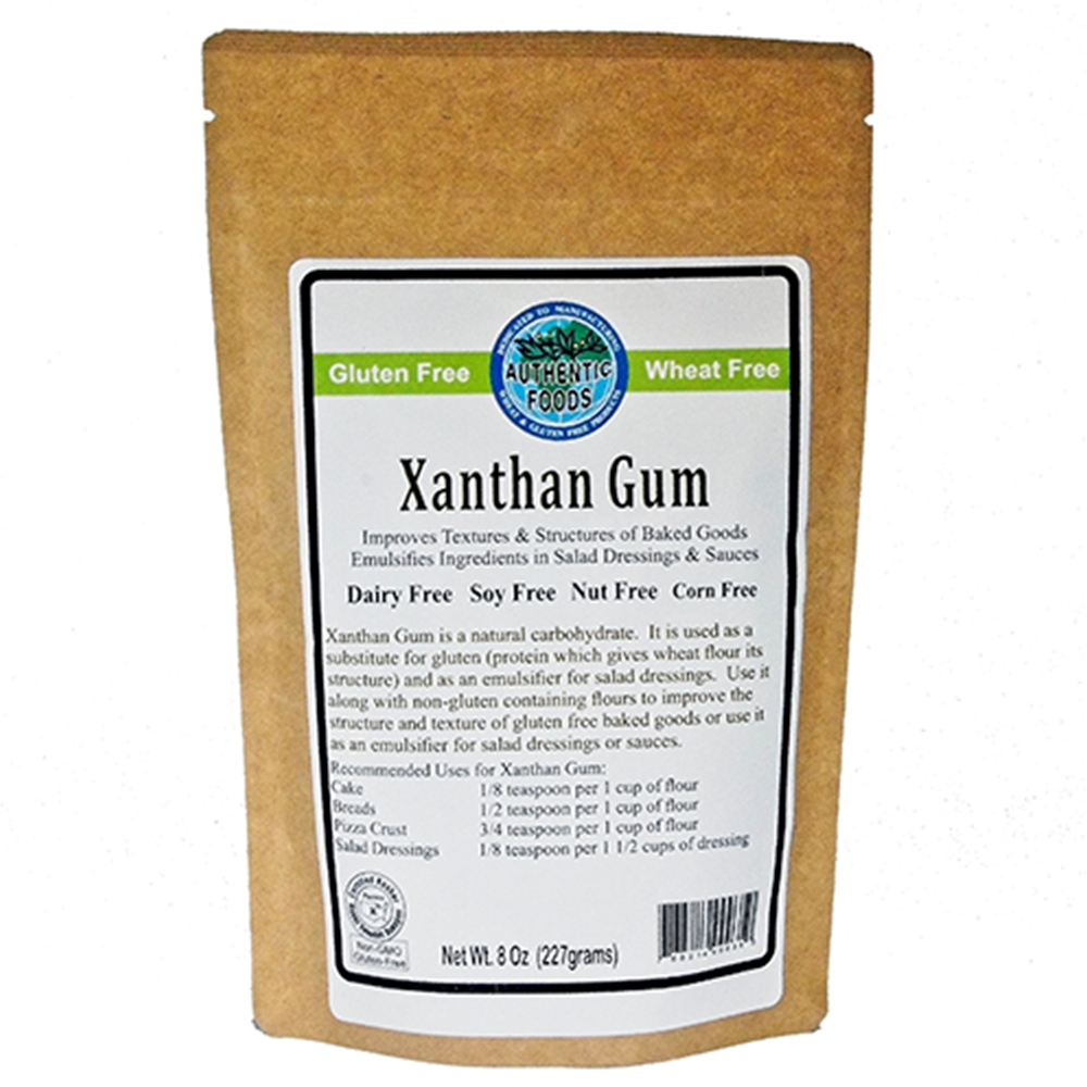 Is xanthan gum healthy