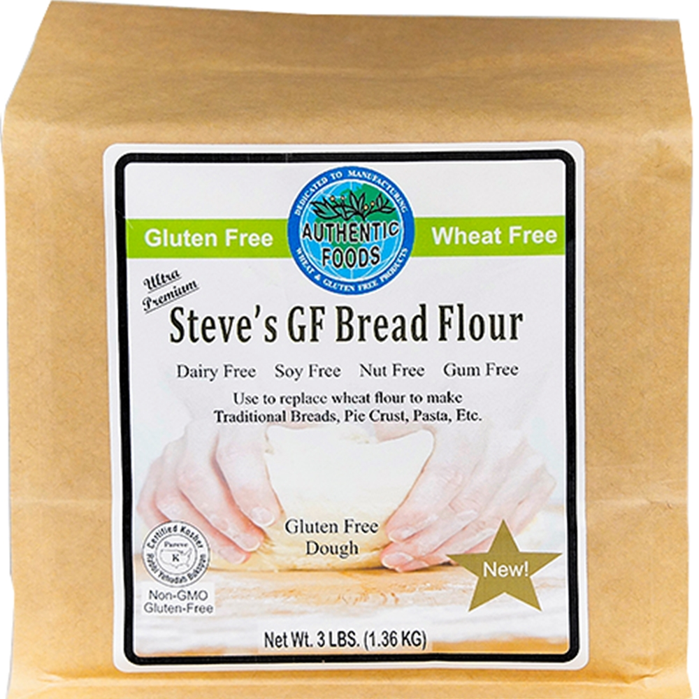 Glutenfree Supermarket - Steve's GF Bread Flour Blend