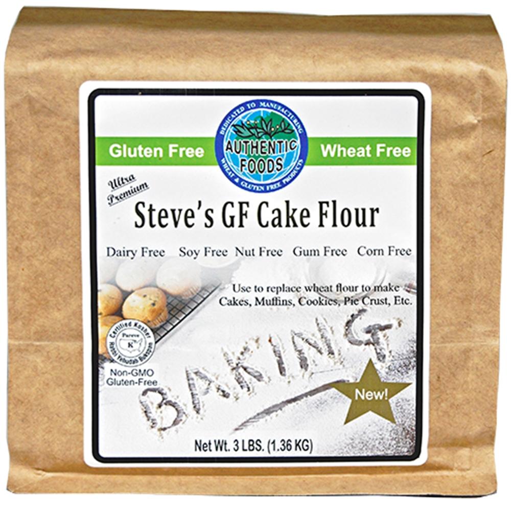 Cake Flour Artinya : Gluten Free Cake Flour Blend